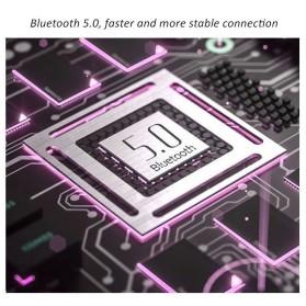 SHOUMI Bluetooth Wireless Headphone Headset Foldable - P47 - Black - 4
