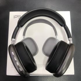 FunIn Wireless Headphone Bluetooth 5.0 HIFI Headset With Mic - P9 Max - Black