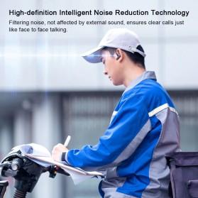 HESTIA Wireless Bluetooth Headset 5.0 Mic - DYY-8 - Black - 10