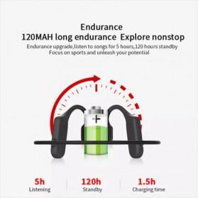 ZUIDID Sport Wireless Earphone Bluetooth 5.0 with Mic - DYY-1 - Black - 6