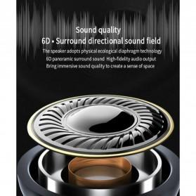 ZUIDID Sport Wireless Earphone Bluetooth 5.0 with Mic - DYY-1 - Black - 8
