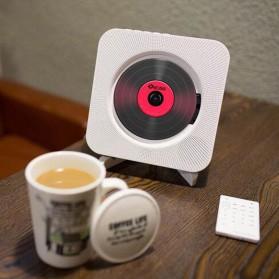 Tonivent CD Player Pemutar Kaset Bluetooth FM Radio - KC-808 - Black - 10