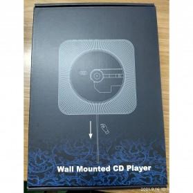 Tonivent CD Player Pemutar Kaset Bluetooth FM Radio - KC-808 - Black - 13