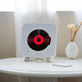Tonivent CD Player Pemutar Kaset Bluetooth FM Radio - KC-808 - White