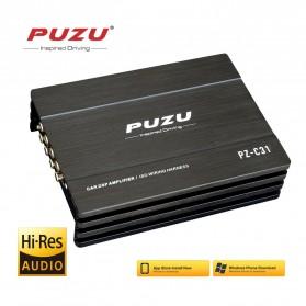 PUZU ISO Audio Bluetooth DSP Amplifier Mobil App 4X150W - PZ-C31 - Black