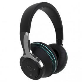 Tourya Gaming Wireless Headphone Bluetooth 5.0 3D Stereo with Mic - H2 - Black