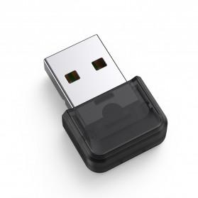VIKEFON USB Dongle Audio Bluetooth 5.0 Transmitter Adapter - KN402 - Black