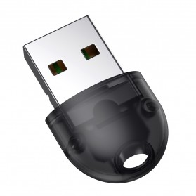 VIKEFON USB Dongle Audio Bluetooth 5.0 Transmitter Adapter - BTL8761B - Black
