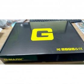G-MARK Audio Console Karaoke KTV Mixer 2 Channel with 2 Wireless Mic - G210V - Black - 11