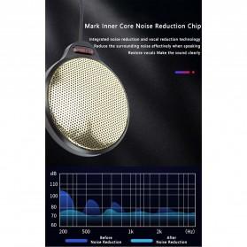 RECORDIO 360 Degree Microphone Table Conference Zoom Meeting Studio - ZY-105C - Black - 3