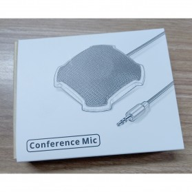 Tyless 360 Degree Microphone Table Conference Meeting Studio - iTalk-01 - Black - 10