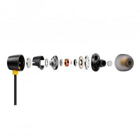 Realme Buds 2 HiFi In-Ear Earphone with Mic (Replika 1:1) - RMA155-2 - Black - 3