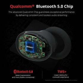 Xiaomi 1More TWS Earphone True Wireless Bluetooth 5.0 aptX ACC with Charging Case - E1026BT - Black - 2