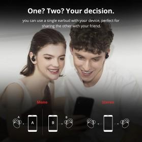 Xiaomi 1More TWS Earphone True Wireless Bluetooth 5.0 aptX ACC with Charging Case - E1026BT - Black - 5