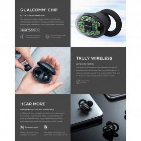 Xiaomi 1More TWS Earphone True Wireless Bluetooth 5.0 aptX ACC with Charging Case - E1026BT - Black - 6