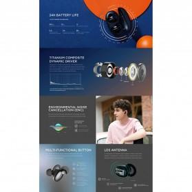 Xiaomi 1More TWS Earphone True Wireless Bluetooth 5.0 aptX ACC with Charging Case - E1026BT - Black - 7