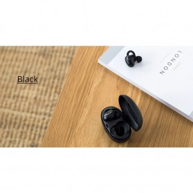 Xiaomi 1More TWS Earphone True Wireless Bluetooth 5.0 aptX ACC with Charging Case - E1026BT - Black - 9