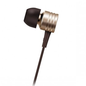 1More Piston 2 in-Ear Earphone Earbuds with Mic - Golden