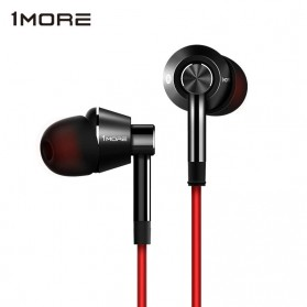 Earphone - 1More In-Ear Earphone Dynamic Driver with Mic - 1M301 - Titanium Gray