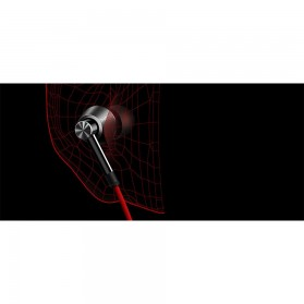 1More In-Ear Earphone Dynamic Driver with Mic - 1M301 - Titanium Gray - 9