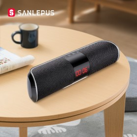 SANLEPUS Bluetooth HiFi Speaker Stereo Soundbar - JC-216 - Black