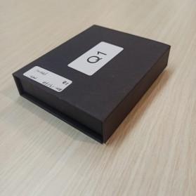 Fosi Audio Portable Headphone Amplifier USB to 3.5mm DAC ES9018K2M- Q1 - Black - 9