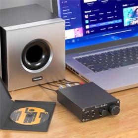 Fosi Audio Subwoofer Amplifier Mono Channel 100W TPA3116 - M02 - Black - 4