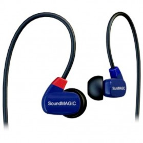 SoundMagic Earphone Professional IEM - PL50 - Blue