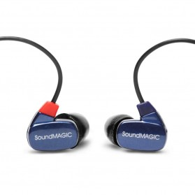 SoundMagic Earphone Professional IEM - PL50 - Blue - 2