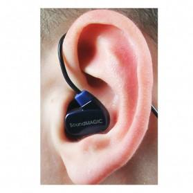SoundMagic Earphone Professional IEM - PL50 - Blue - 5