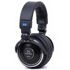 SoundMagic Premium Headphone - HP200 - Black - 1
