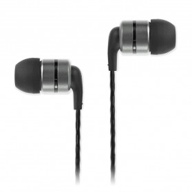 SoundMagic Earphone In Ear Isolating - E80 - Gun Black