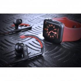 SoundMagic Sport Earphone - ST80 - Black/Red - 4