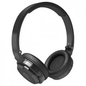 SoundMagic Headphone Bluetooth Portable with Mic - P22BT - Black