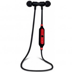 Wireless Sport Stereo Music Earphone V4.0 - X1 - Black