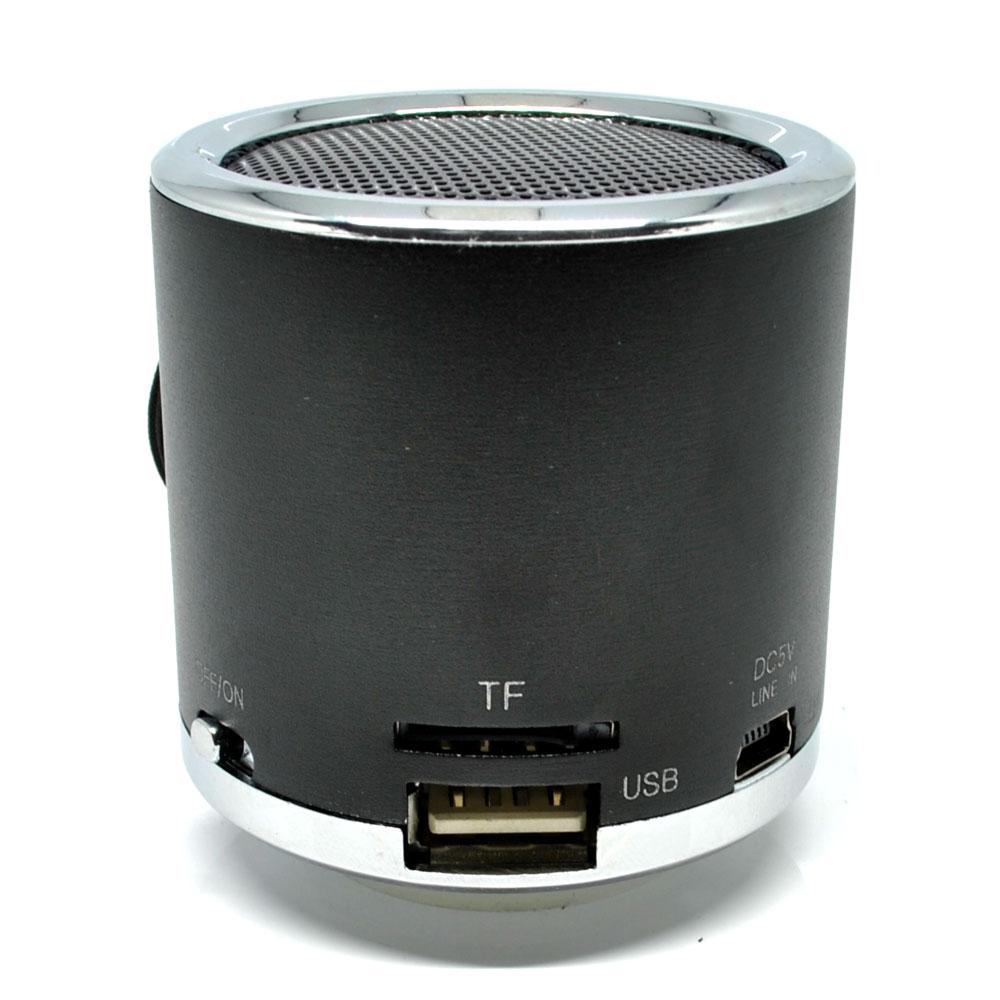 ... Speaker Mini Super Bass Micro SD USB FM Radio - Z-12 - Black ...