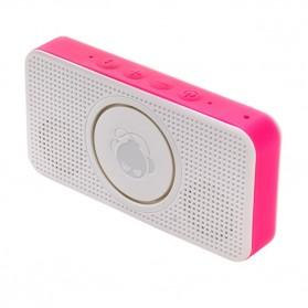 Boomphones Pocket Speaker - Pink