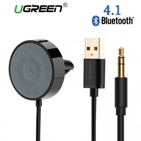 UGREEN Car Audio Bluetooth Receiver - Black