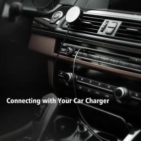 UGREEN Car Audio Bluetooth Receiver - Black - 5