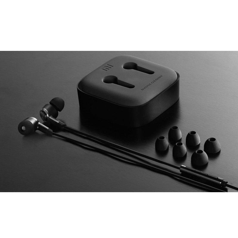... Xiaomi Mi Piston Huosai Earphone 3.0 Generation (ORIGINAL) - Titanium Silver - 8 ...