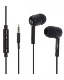 Xiaomi Mi Piston Classic Earphone (OEM) - Black