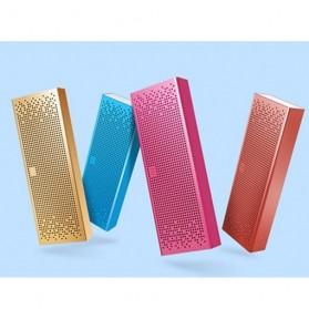 Xiaomi Metal Box Bluetooth Portable Speaker - Golden - 5