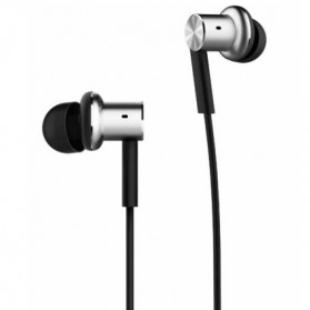 Xiaomi Quantie Hybrid Dual Driver In-Ear Earphones with Mic (ORIGINAL) - Black - 5