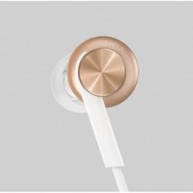 Xiaomi Quantie Hybrid Dual Driver In-Ear Earphones with Mic (ORIGINAL) - Golden - 2