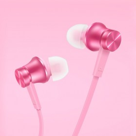 Xiaomi Mi Piston Huosai 2 Earphone Colorful Edition (ORIGINAL) - Pink