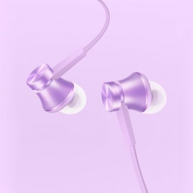 Xiaomi Mi Piston Huosai 2 Earphone Colorful Edition (ORIGINAL) - Purple