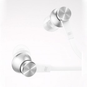 Xiaomi Mi Piston Huosai 2 Earphone Colorful Edition (ORIGINAL) - Silver