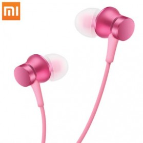 Xiaomi Mi Piston Huosai 3 Earphone Fresh Version (ORIGINAL) - Pink - 1