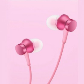Xiaomi Mi Piston Huosai 3 Earphone Fresh Version (ORIGINAL) - Pink - 2