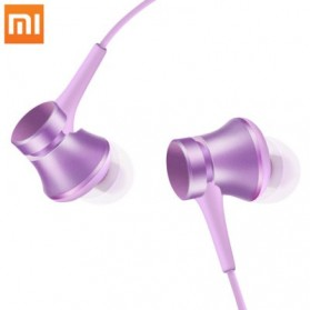 Xiaomi Mi Piston Huosai 3 Earphone Fresh Version (ORIGINAL) - Purple